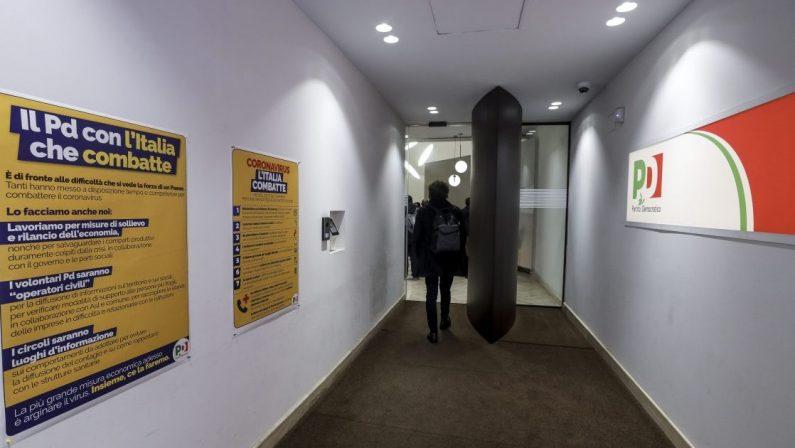 Il Pd riparte dopo le dimissioni diZingaretti, domenica l'Assemblea Nazionale per eleggere il segretario