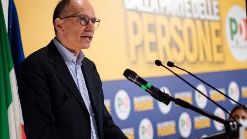 Pd, Enrico Letta nomina la Segreteria nazionale