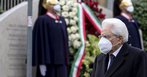 Giornata della Memoria e dell'impegno, Mattarella: «Non dimenticheremo mai le vittime innocenti delle mafie»