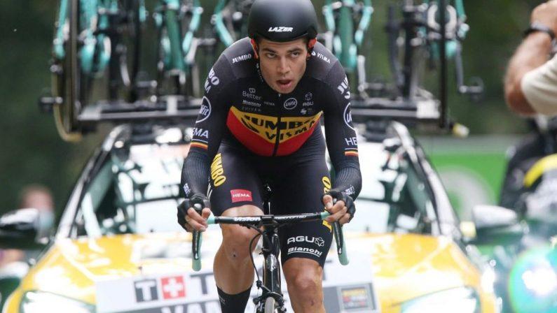 Classiche di Ciclismo, Van Aert vince la Gent-Wevelgem davanti a Nizzolo e Trentin