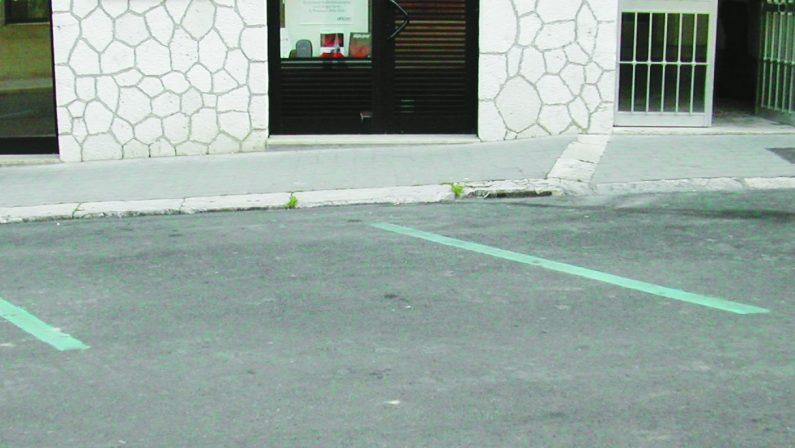 Matera, futuro a rischio per 15 parcheggiatori