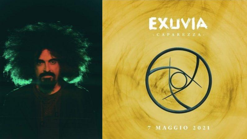 """Caparezza fa pace con il passatoed esce il nuovo album """"Exuvia"""""""