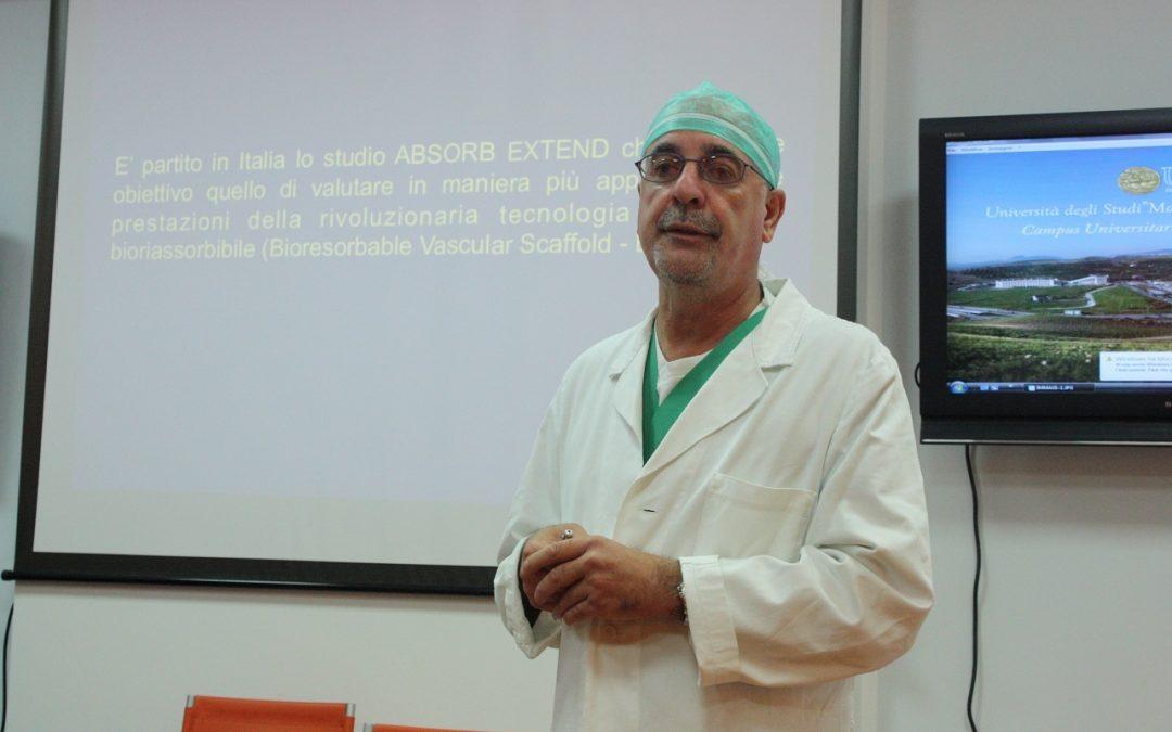 Coronavirus, Indolfi: «Subito i vaccini a cardiopatici e oncologici»