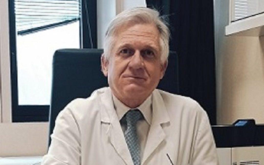 Il prof. Diego Foschi, presidente della Società italiana di chirurgia dell'obesità e delle malattie metaboliche (Sicob)