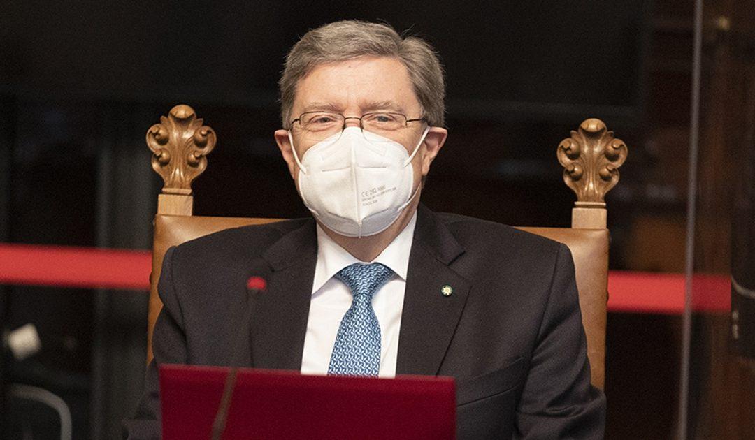 Enrico Giovannini, ministro delle Infrastrutture e della Mobilità sostenibili