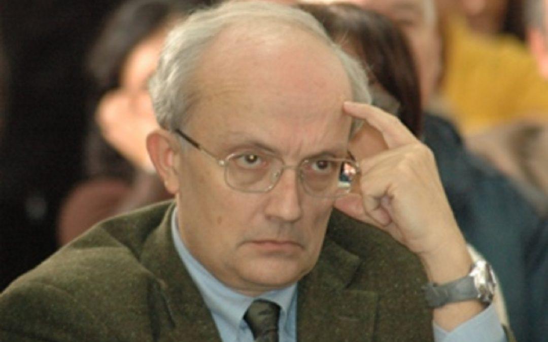 Eugenio Corcioni, presidente dell'Ordine dei Medici di Cosenza