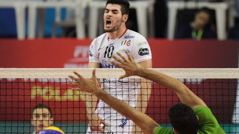 Volley mercato: la Tonno Callipo sogna Filippo Lanza