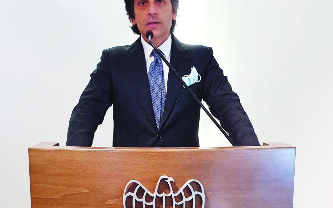 Francesco Somma, presidente regionale di Confindustria