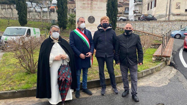 Giornata della memoria delle vittime di mafia, a Soriano il ricordo di Filippo Ceravolo