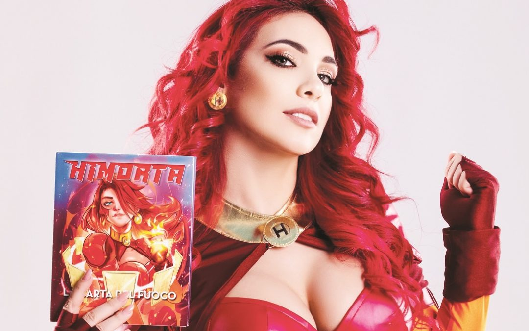 Himorta è la cosplayer più famosa d'Italia