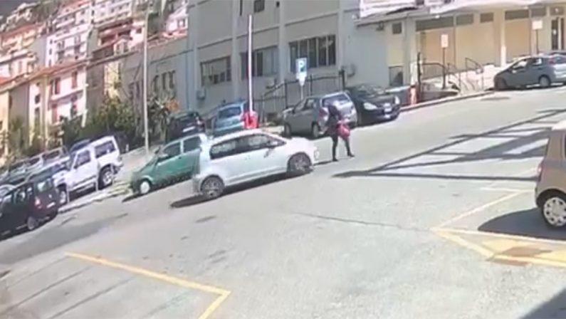 Paola, drammatico incidente: donna travolta nei pressi della stazione