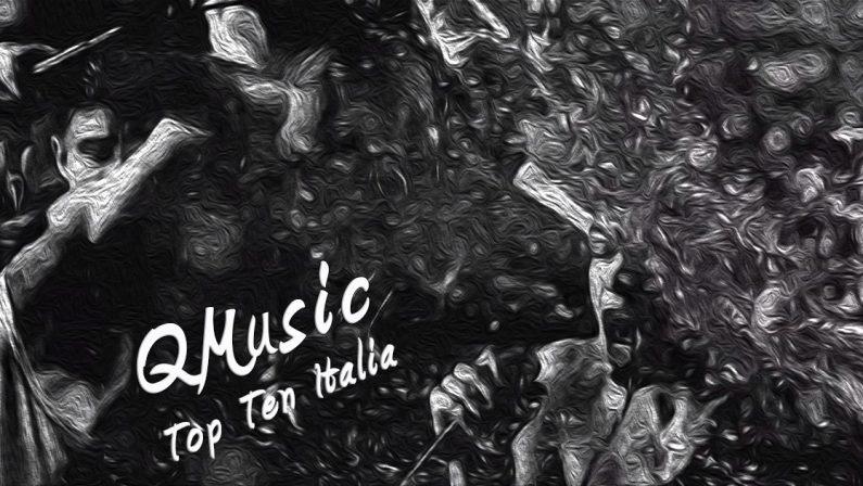 Qmusic Settimana 9-2021 - La top ten dei Video musicali più visti su Youtube in Italia