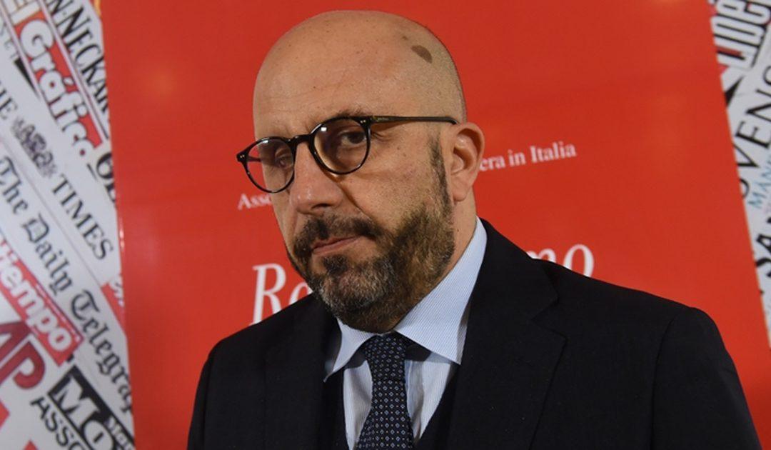 Marco Miccoli, commissario del Pd a Cosenza