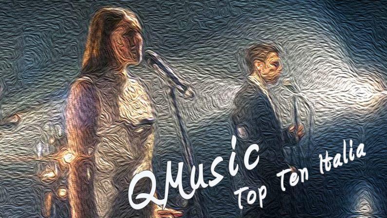 Qmusic Settimana 11-2021 - La top ten dei Video musicali più visti su Youtube in Italia