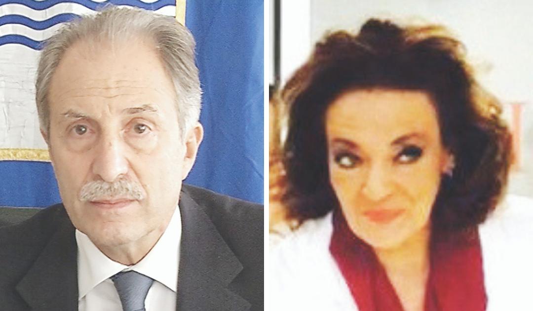 Vito Bardi e Sabrina Pulvirenti