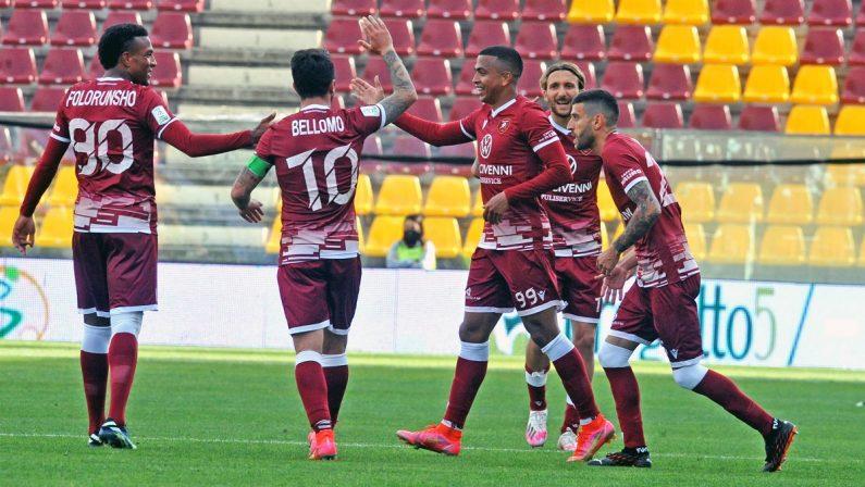 Serie B, colpo della Reggina: battuto il Monza con un gol di Rivas