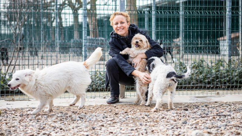 Con la Pandemia si fa una vita da cani anche perché sono gli unici affettuosi