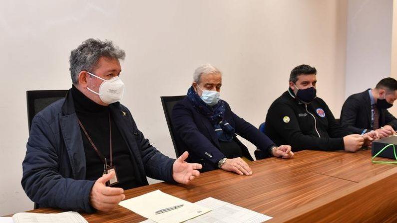 La Regione annuncia ospedali Covid già in funzione