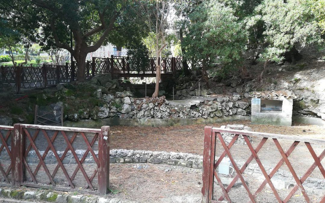 Villa Margherita a Catanzaro