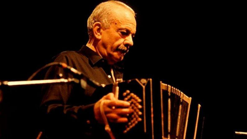 Astor Piazzolla, allacciati nel sensuale tango nuovo del Gato