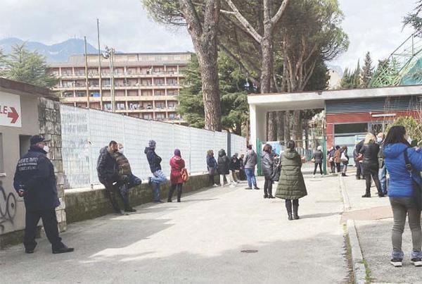 Ansia e attesa tra i docenti