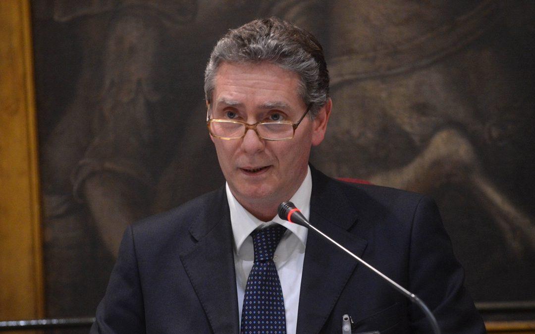 Il Ragioniere generale dello Stato Biagio Mazzotta