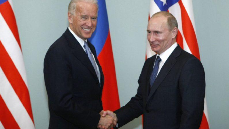 Biden a gamba tesa su Putin: «È un assassino». Ma se il nuovo presidente fosse peggio di Trump?