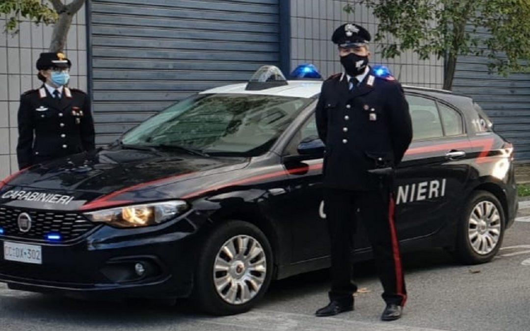 I carabinieri di Corigliano