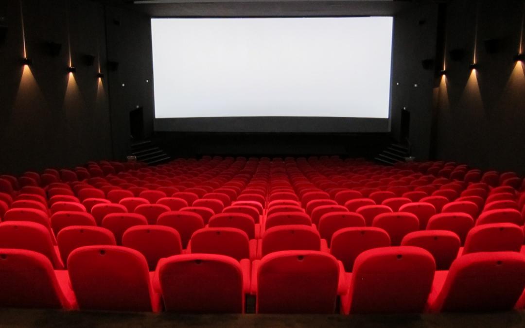 Una sala cinematografica