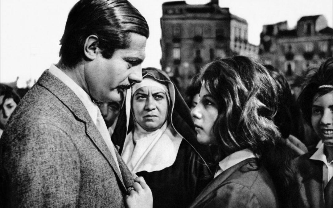 """Una scena tratta dal film """"Divorzio all'italiana"""""""