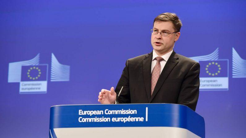 La lezione di Dombrovskis: niente assalto alla diligenza e controlli ferrei