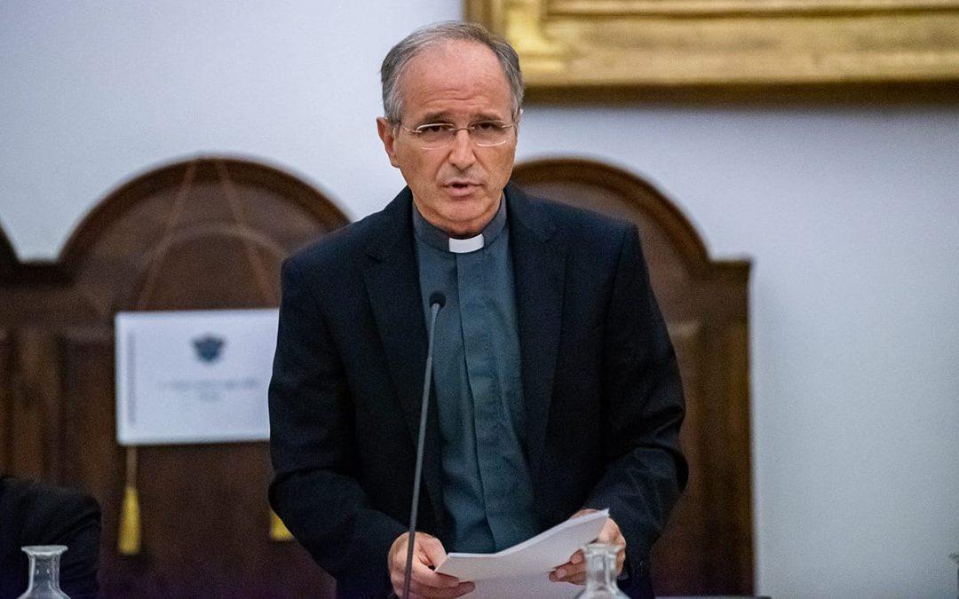 Monsignor Fortunato Morrone