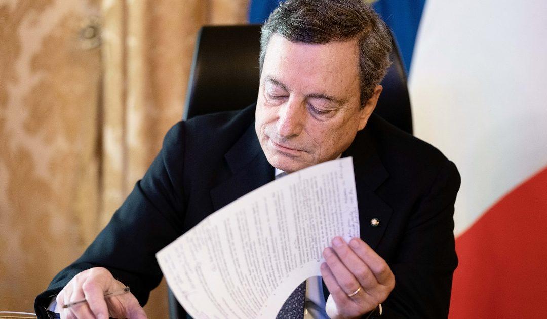 L'editoriale di Roberto Napoletano l'ALTRAVOCE dell'Italia È un leader ma non è un marziano