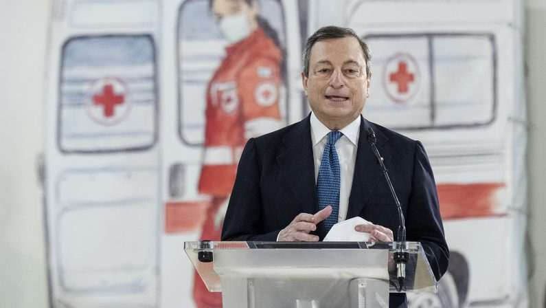 L'effetto Draghi si è sentito su partiti e piano vaccinima ora il rodaggio è finito e bisogna correre
