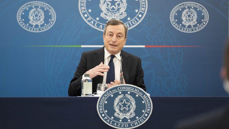 Draghi-De Luca, questione di stile