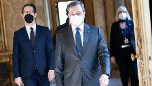 L'editoriale di Roberto Napoletano l'ALTRAVOCE dell'Italia RECOVERY PLAN SOLUZIONE DI STATO