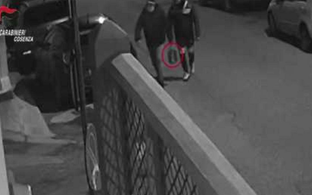 Le immagini delle telecamere di videosorveglianza