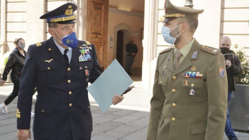 Da aprile l'ex Caserma Berardi di Avellino apre le porte per la campagna vaccinale