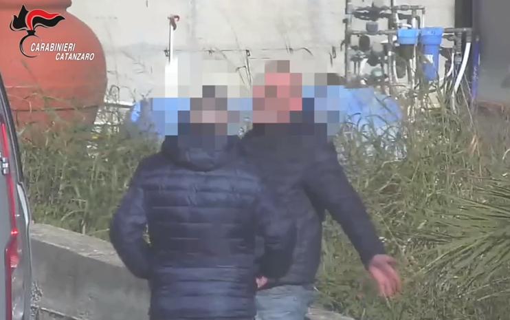 'Ndrangheta, usura ed estorsione tra Catanzarese e Crotonese: i nomi