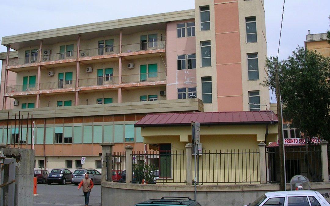 L'ospedale di Melito Porto Salvo