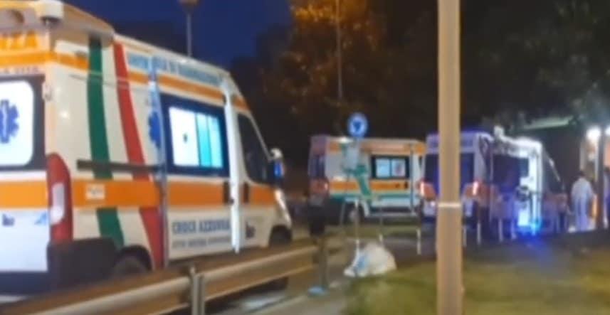 Scafati, Covid Hospital al collasso: arrivano i carabinieri