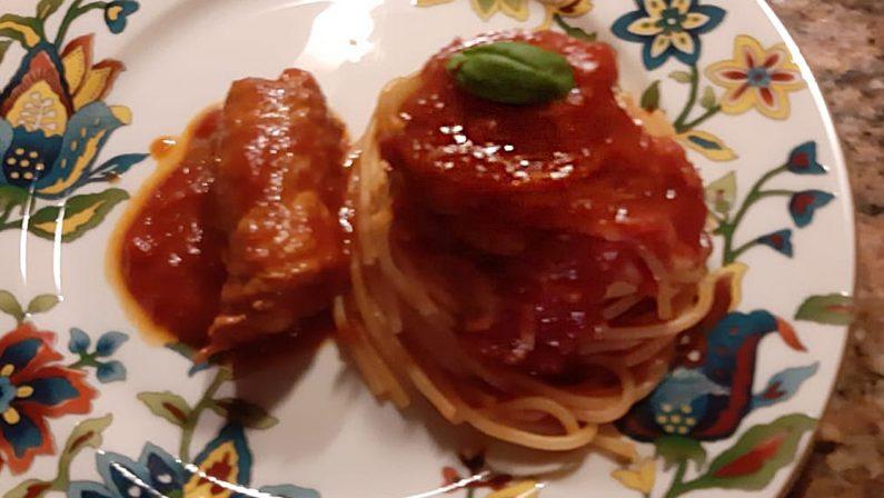 Ragù di carne alla napoletana