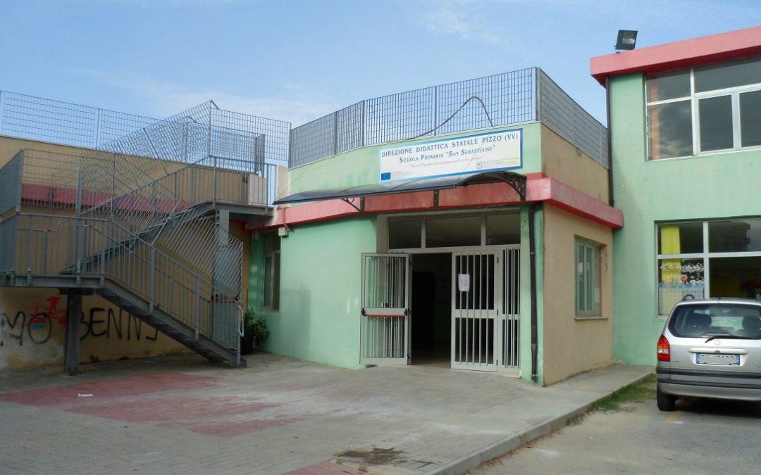 La scuola elementare di San Sebastiano a Pizzo