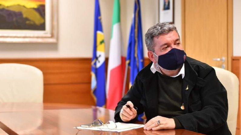 Coronavirus in Calabria, zona rossa in cinque Comuni nel Cosentino e nel Crotonese