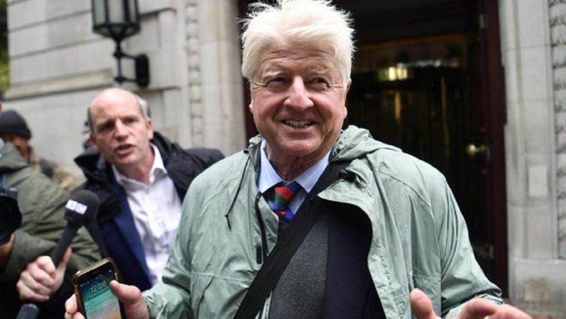 Al padre di Boris Johnson la cittadinanza onoraria di Filadelfia (Vibo Valentia)