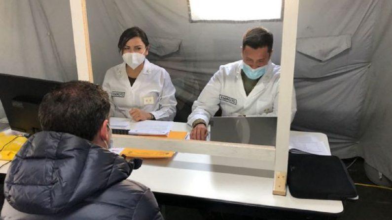 Coronavirus, la Calabria aumenta le vaccinazioni: nuova organizzazione e diffida ai medici di base