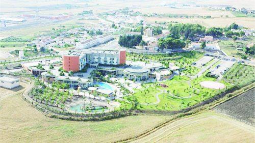 Comune di Matera senza un'area di emergenza