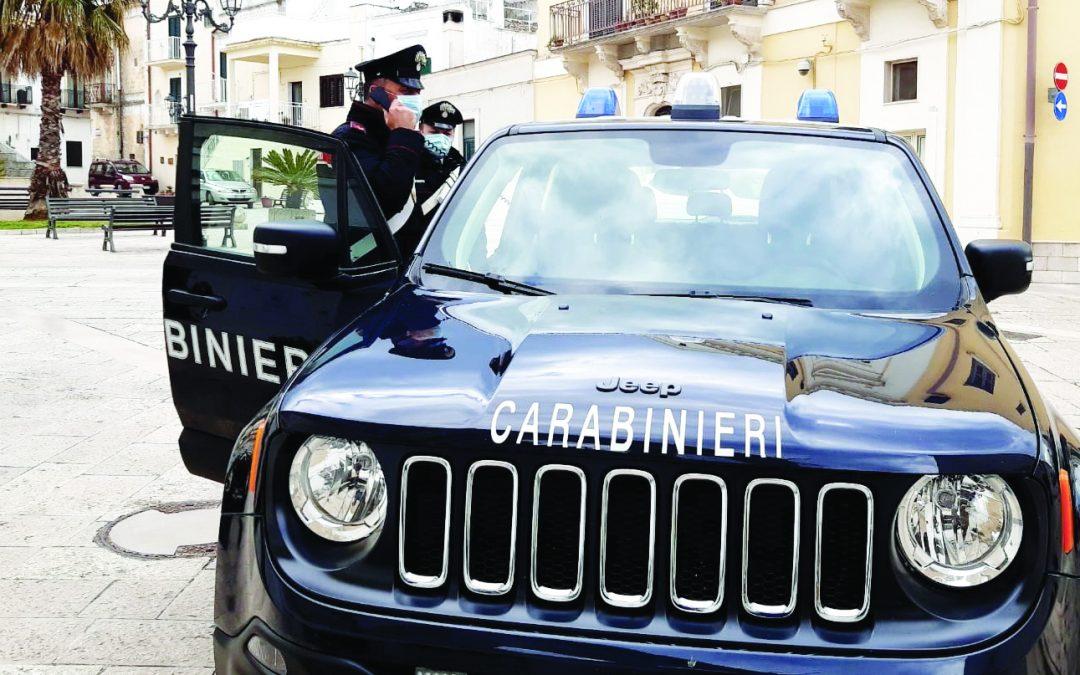 I carabinieri di Matera