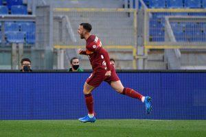 La Roma torna a vincere in campionato, Bologna battuto 1-0