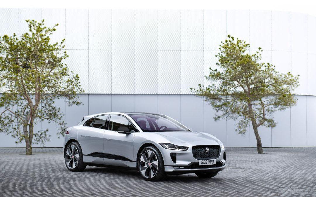 Jaguar presenta l'esclusiva I-Pace Black